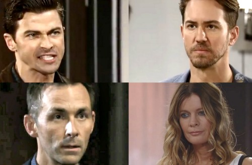General Hospital Spoilers: Valentin Panics Over Peter's Exposure As Faison's Son – New Weekly Video Promo