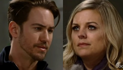 General Hospital Spoilers: Peter Steals Nelle's Baby For Maxie – Desperate to Prevent More Suffering for Nathan's Widow