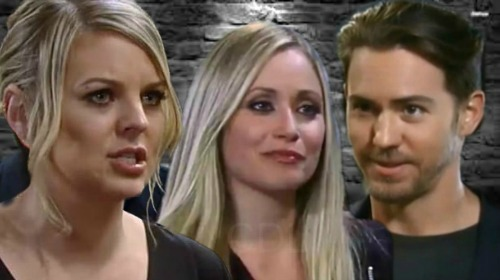 General Hospital Spoilers: Jealous Maxie Explodes Over Peter and Lulu's 'Date'
