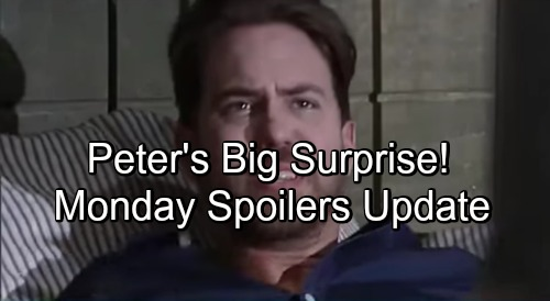 General Hospital Spoilers: Monday, June 4 Update – Peter Stunned by Nina – Oscar's Desperate Mission – Nelle Rebuffs Sonny