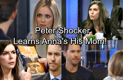 General Hospital Spoilers: Lulu Discovers Anna Is Heinrik's Mother – Delivers Stunning Truth to Peter
