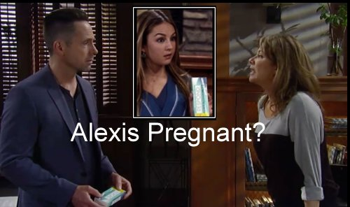 'General Hospital' Spoilers: GH Promo Video Teases Alexis Pregnant with Miracle Menopause Baby - Julian a Dad Again?