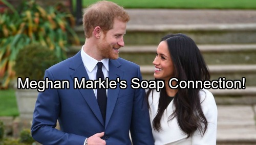 General Hospital Spoilers: Meghan Markle's Surprising GH Connection – Prince Harry's New Fiancée Has Port Charles Ties