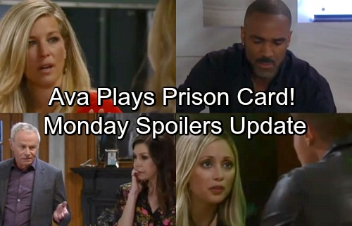 General Hospital Spoilers: Monday, April 30 Update – Jason and Lulu Team Up – Ava Abuses Her Power – Curtis Finds Peter Shocker