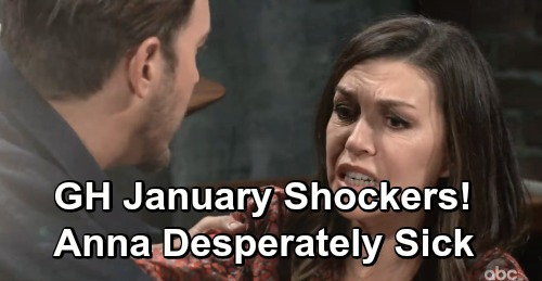 General Hospital Spoilers: Anna Gravely Ill, Needs a Doctor ASAP – Port Charles' Next Mayor Is Chosen