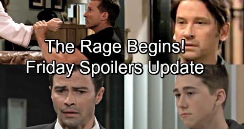 General Hospital Spoilers: Friday, November 30 Update – Franco's In Shock – Ryan Comforts Broken Ava - Oscar's Terrified