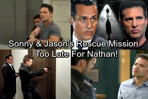 General Hospital Spoilers: Jason and Sonny's Dangerous Rescue Mission – Good News for Dante, No Hope for Nathan