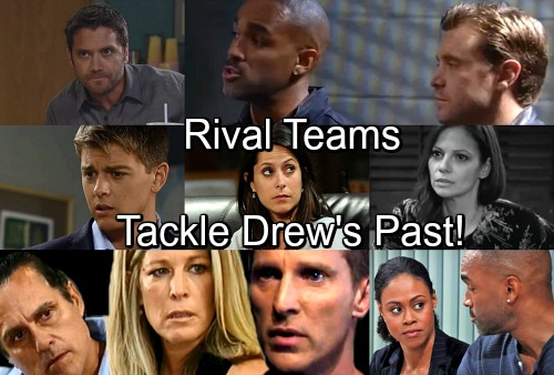General Hospital Spoilers: New Allies Assist Jason and Patient Six - Rival Teams Tackle The Mystery Of Drew's Past