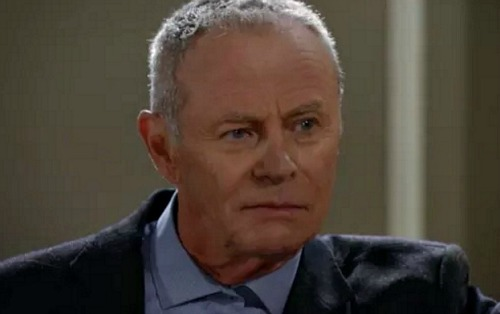 General Hospital Spoilers: Tristan Rogers Finished Taping as Robert Scorpio - Doesn't Know What GH Future Holds