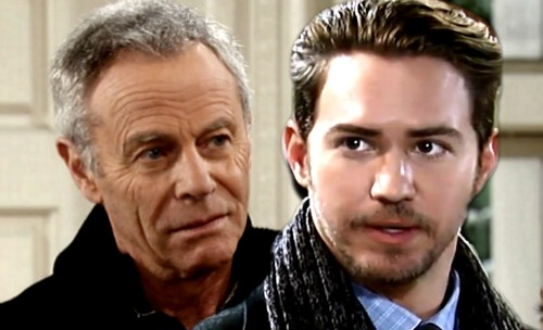 General Hospital Spoilers: Shocking Paternity Bombshell - Peter's Real Father Arrives In PC During May Sweeps