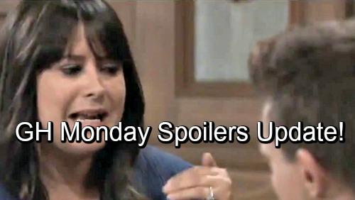 General Hospital Spoilers: Monday, September 17 Update – Josslyn Is Horrified - Robin Confides in Jason – Liz Sparks Suspicions