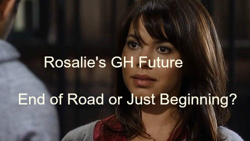 General Hospital Spoilers: Rosalie Returning to GH or Lost Forever - Much Potential Drama in Secret Storyline!
