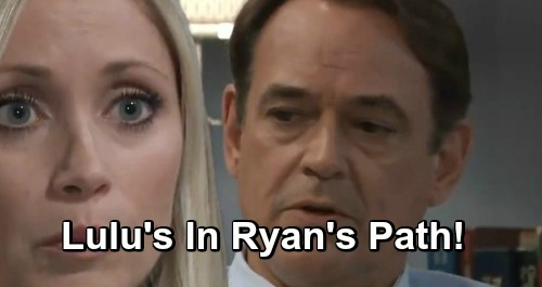 General Hospital Spoilers: Lulu Lands in Ryan's Violent Path – Killed Off or Seriously Injured?