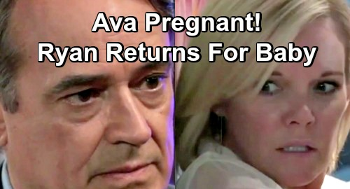 General Hospital Spoilers: Ava Pregnant with Serial Killer Spawn – Daddy Ryan Returns for Child?
