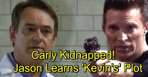 General Hospital Spoilers: Evil Ryan Kidnaps Carly, Determined to Protect His Plot – Jason Discovers 'Kevin's' Secret?