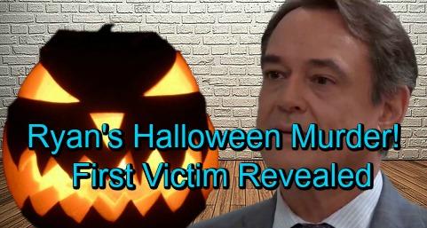 General Hospital Spoilers: Halloween Murder Surprise – Ryan Kicks Off Killing Spree, First Shocking Victim Revealed