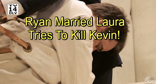 General Hospital Spoilers: Laura Married Ryan, Kevin's In Grave Danger - Evil Brother Tries To Kill Dr. Collins?