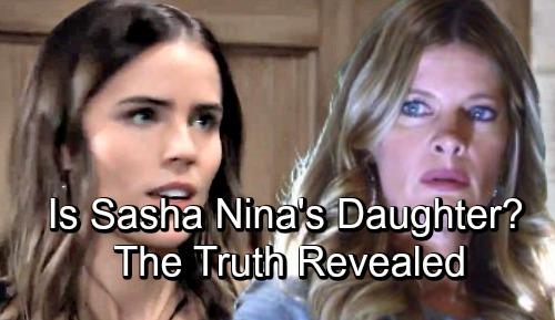 Sasha Suspicions Swirl