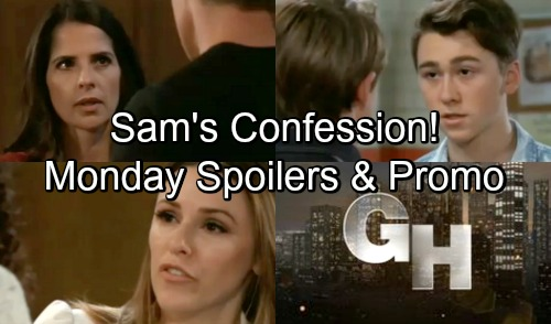 General Hospital Spoilers: Monday, September 24 – Margaux's Vengeful Meltdown – Oscar Wants Josslyn Kept in the Dark – Jason Worries