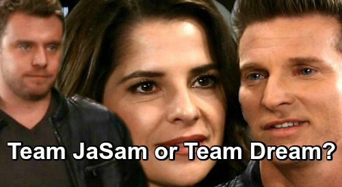 General Hospital Spoilers: Drew and Sam Reconnect – Is 'Dream' Spark Still There or Should GH Stick with 'JaSam' Love Story?