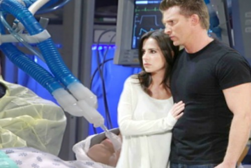General Hospital Spoilers: Danny Injured In PC Disaster, Jason and Sam Bond Over Son's Grave Condition – JaSam Closer Than Ever