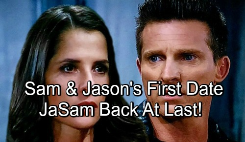 General Hospital Spoilers: Jason and Sam Reunion Finally Arrives – First Date Marks Beginning of New JaSam Chapter