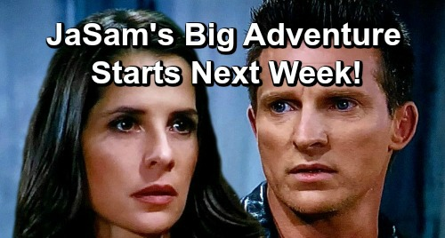 General Hospital Spoilers: Mysterious Emails Kick Off Jason and Sam's Big Adventure – Danger Hits as Love Grows