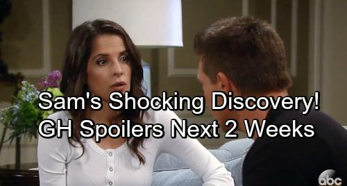 General Hospital Spoilers for Next 2 Weeks: Sam's Shocking Discovery – Valentin Begs Nina – Nurses Ball Mayhem