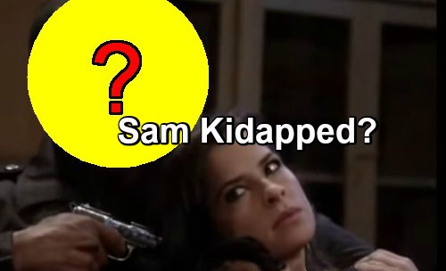 'General Hospital' Spoilers: Will The New Mobster Kidnap Pregnant Sam To Leverage Julian?