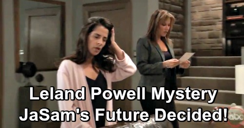General Hospital Spoilers: Sam's New Leland Powell Story Brings Bombshells – Reveals JaSam's Future