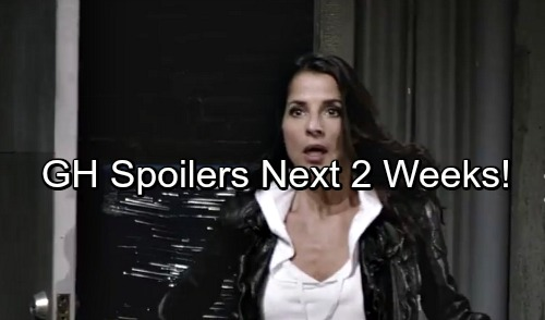 General Hospital Spoilers For Next 2 Weeks: Maxie Catches Nathan – Jason Near Death – Ava's Impulsive Choice