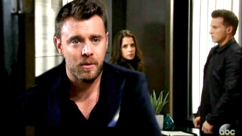 General Hospital Spoilers: Week of March 26 - Jason Shocks Drew with New Year's Eve Kiss News – Brothers Brawl Over Sam