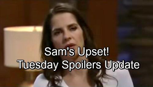 General Hospital Spoilers: Tuesday, June 5 Update – Alexis' Plan Upsets Sam – Jason's Determination Grows – Dante Stuns Lulu