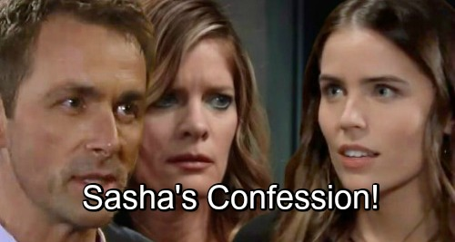 General Hospital Spoilers: Sasha's Confession, Tired of Lying to Fake Mom? – Valentin Scrambles to Prevent Nina's Heartbreak