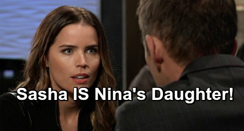 General Hospital Spoilers: Sasha Is Nina's Real Daughter After All – Shocking Twist Saves Valentin?