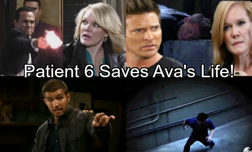 General Hospital Spoilers: Sonny Wants Ava Dead - Patient 6 Repays Ava's Help By Saving Her Life