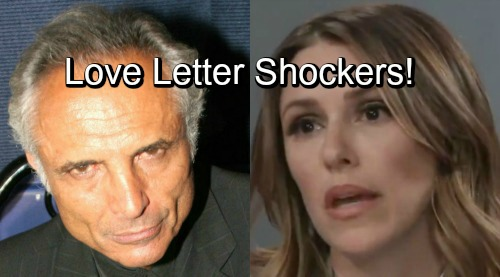 General Hospital Spoilers: Shocking Love Letter Secrets Crush Margaux, Save Sonny