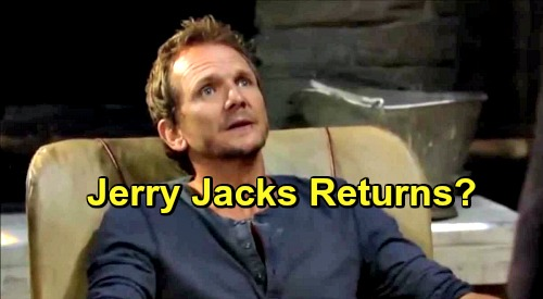 General Hospital Spoilers: Jerry Jacks Returns to Join Jax and Valentin Drama – Surprising Comeback Shakes Up Port Charles?