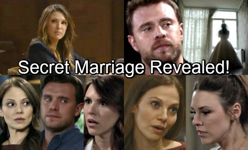 General Hospital Spoilers: Drew's Secret Marriage to Margaux Revealed – Kim Affair Exposed, Past Comes Rushing Back