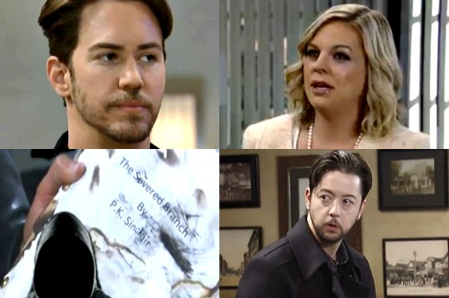 General Hospital Spoilers: Maxie's Discovery Unlocks The Severed Branch Mystery – Peter's Kindness Results In Disaster