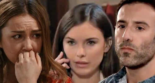 General Hospital Spoilers: Willow Helps Kristina Break Free of DoD - Tells Kristina Shiloh Raped Her, Wiley's The Result?