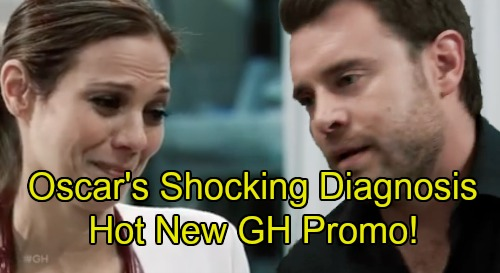 General Hospital Spoilers: Terrifying New GH Promo Video - Kim Struggles To Save Oscar's Life - Terrible Diagnosis