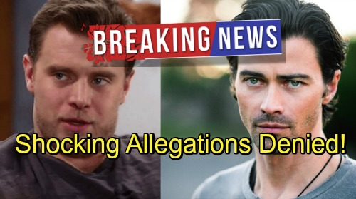 General Hospital Spoilers: GH Stars Matt Cohen and Billy Miller Attacked On Social Media - Cohen Responds To Outrageous Allegations
