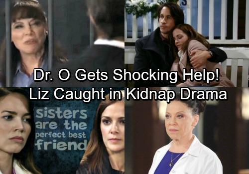 General Hospital Spoilers: Dr. Obrecht Finds Shocking Help For Hayden Takedown – Liz Caught in Kidnap Revenge Drama