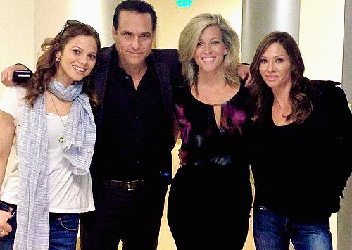 General Hospital Spoilers: Original Carly, Sarah Joy Brown Attacks GH, Steve Burton and Maurice Benard in Twitter Rant