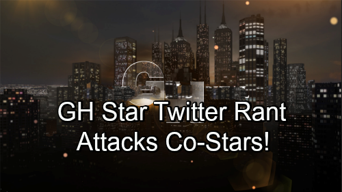 General Hospital Spoilers: GH Star Attacks Costars – Shares Shocking Accusations Involving Her Soap Stints