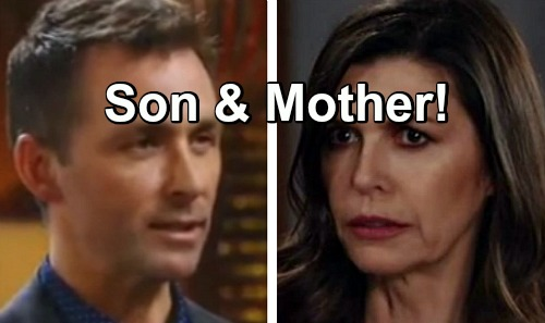 General Hospital Spoilers: Under Hypnosis Anna Remembers Forbidden WSB Affair - Valentin Her Son?