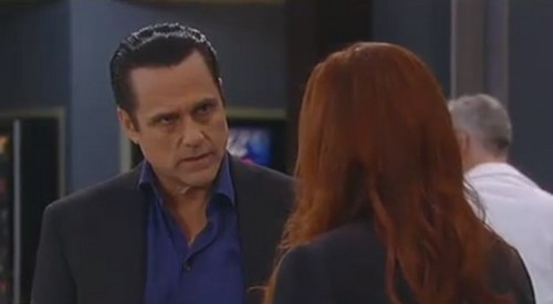 General Hospital Spoilers: Wednesday, April 26 - Lucy Poses Threat – Carly's Dangerous Promise – Griffin Grills Andre Over Anna