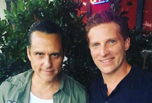 General Hospital Spoilers: Susan Moore's Twins Separated at Birth - Billy Millers' Jason and Steve Burton's Character Brothers