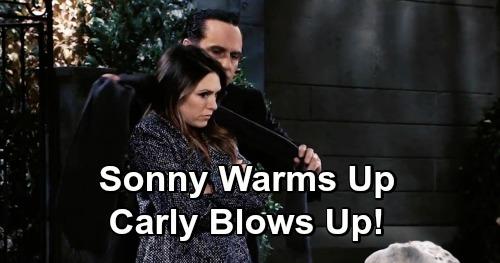 General Hospital Spoilers: Sonny Softens Toward Margaux - Harboring Romantic Feelings For The DA?